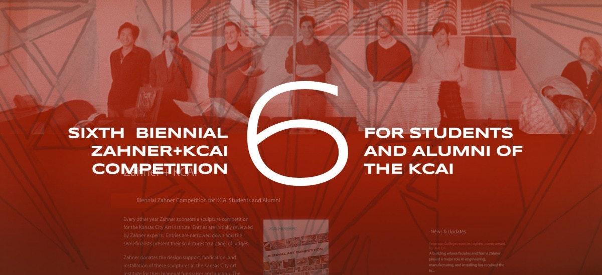 Zahner Announces 6th Biennial Competition Zahner