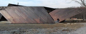 Bronze mirror stainless libeskind residence
