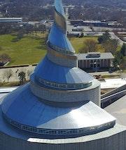 Spiral roof design