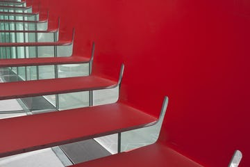 Juilliard staircase slow stair 1351