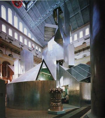 Gehry Sheet Metal Centennial