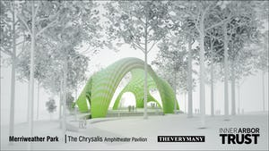 Chrysalis to open on Earth Day