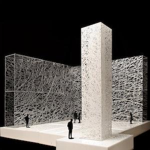 Doha artwall model 2